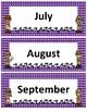 Classroom Bundle~ Purple Polka Dot Detective