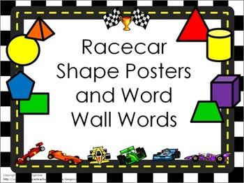 Classroom Bundle- Race Cars
