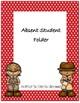 Classroom Bundle~ Red Polka Dot Detective
