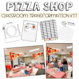 Classroom Cafe  - Restaurant Themed Learning Activities