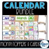 Classroom Calendar Bundle