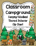 Classroom Campground - Camping/Woodland Themed Behavior Cl