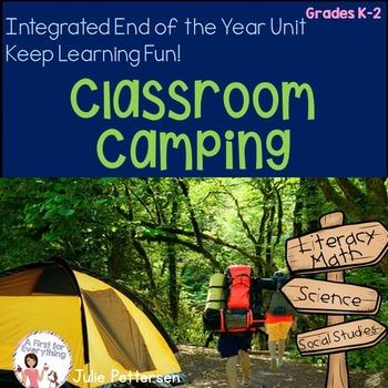 Classroom Camping Theme