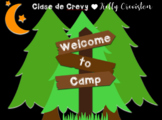 Classroom Camping Theme