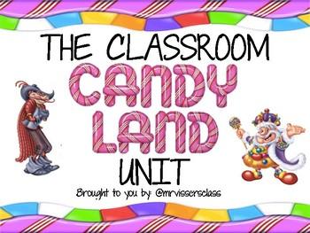 Classroom Candyland Unit