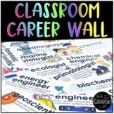 Classroom Career Wall | #STEMstravaganza1