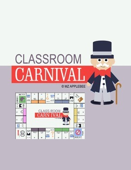 Classroom Carnival: Behavior Management Game