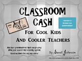 Classroom Cash- Camping Theme 2 Variety of Denominations