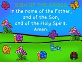 Classroom Catholic Prayer Posters Freebie