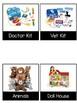 Classroom Center Labels Bundle