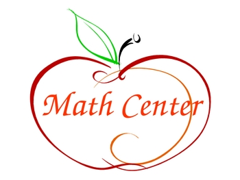 Classroom Center Signs - Apple Theme