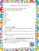 Classroom Center Signs for Pre-K Color Dot