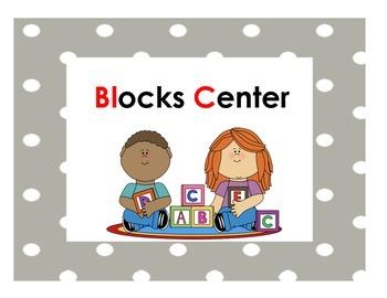 Classroom Centers