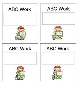 Classroom Centers / Daily Five Complete Pack