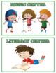 Classroom Centers Instant Download PDF; Preschool, Kindergarten, School (Green)