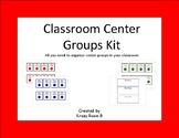Classroom Centers Management Tool