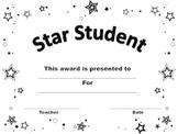 Classroom Certificates