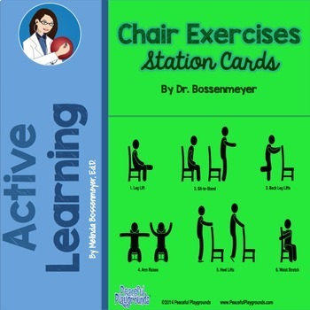 Classroom Chair Exercises