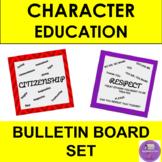 Classroom Character Anchor charts
