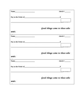 Classroom Checks and Register