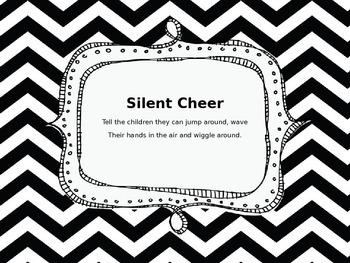Classroom Cheer Cards