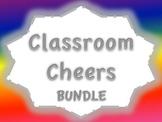 Classroom Cheers BUNDLE