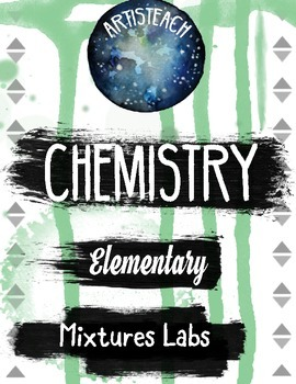 Classroom Chemistry Mixtures Labs - Dissolving and Liquid Solutions