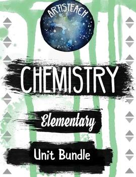 Classroom Chemistry Unit Bundle - Science Elementary