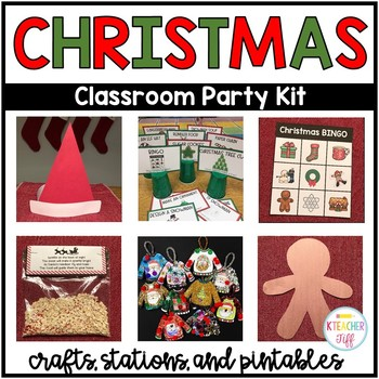 Classroom Christmas Party Activities By