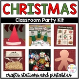 Classroom Christmas Party Activities