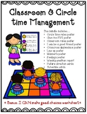 Classroom & Circle Time Management