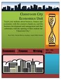 Classroom City All - Inclusive Economics Unit