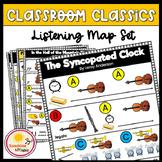 Classroom Classics - Listening Map Bundle