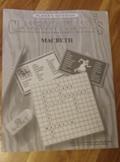 Classroom Classics Player's Notebook for Macbeth