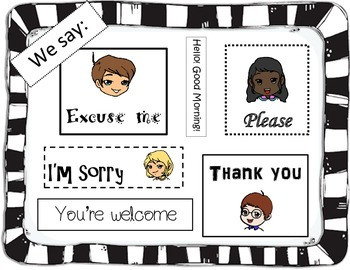 Classroom Climate Signs (Spanish and English)