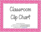 Classroom Clip Chart