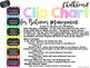 Classroom Clip Chart for Behavior Management {Chalkboard +