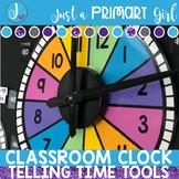 Classroom Clock - Telling Time Tools
