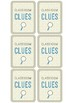 Test Prep Game - Classroom Clues
