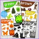 Classroom Decor - Color Posters for Prek, Preschool and K, Back to School