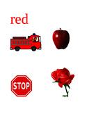 Classroom Color Signs