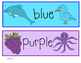 Classroom Color Signs Pack