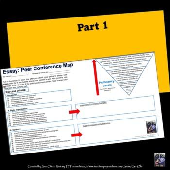 Essay: Peer to Peer Feedback Form for Spanish
