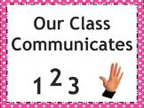 Classroom Communication System