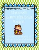 Classroom Community Brag Bands!