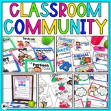 Classroom Community Builders for back to school | Printabl