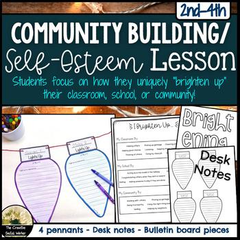 Classroom Community Building or Self-Esteem Activity