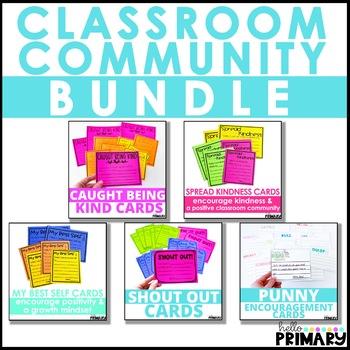 Classroom Community Bundle