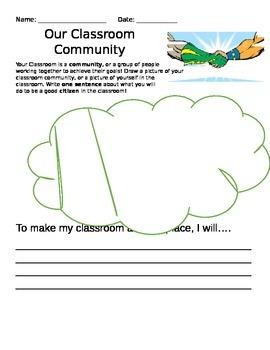 Classroom Community Helper
