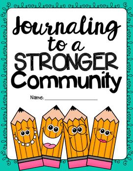 Classroom Community Journal